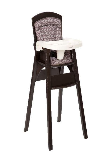 chaise haute safety la chaise haute totem de safety 1st confortable et г
