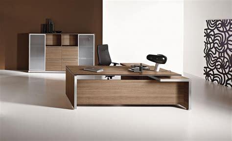 fabricant mobilier de bureau italien vente bureau direction bois ambiance contemporaine