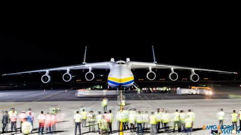 emirates bureau exclusive photos antonov an 225 at hyderabad bangalore