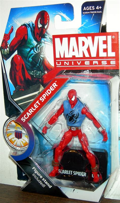scarlet spider marvel universe series   action figure