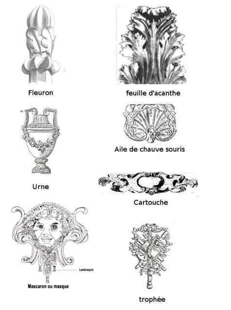 motifs decoratifs screstauration