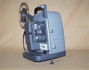 Vintage Bell Howell 8Mm Movie Projector