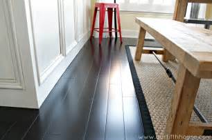 our fifth house how to clean wood floors