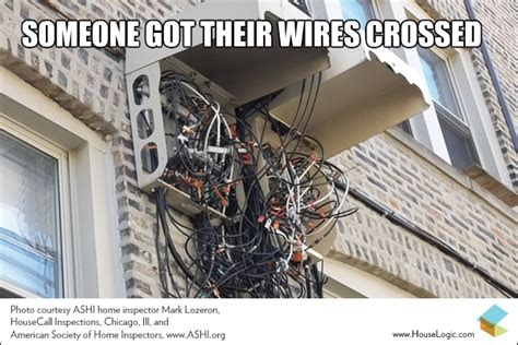 funny fail    wires crossed