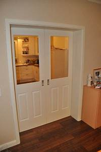 Wohnzimmertür Mit Glas : landhaus schiebet r im wohnzimmer innent ren design f r zuhause und haus ~ Watch28wear.com Haus und Dekorationen