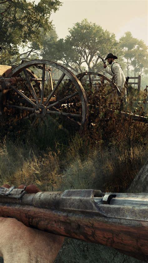 wallpaper hunt showdown screenshot  games