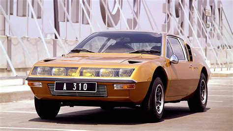 renault alpine a310 1971 renault alpine a310 wallpapers hd images wsupercars