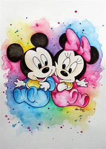 Mickey And Minnie Baby | Auto Design Tech