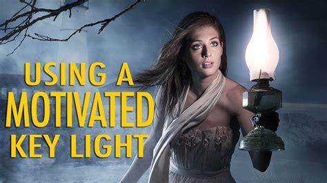motivated key light      lensvid