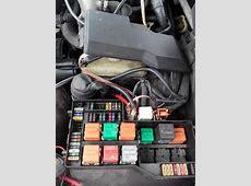 BMW 19IS Brak iskry oraz sterowania pompa paliwa