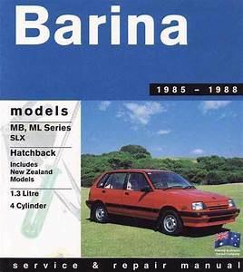 Holden Barina Mb - Ml 1985