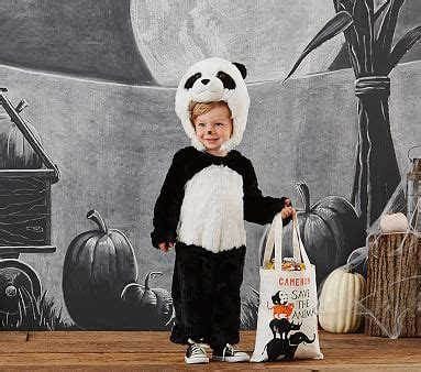 pottery barn costumes toddler panda costume pottery barn