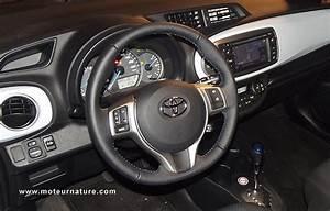 Toyota Yaris Hybride Dynamic : toyota yaris hybride essai d taill ~ Gottalentnigeria.com Avis de Voitures