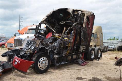 Truck Wrecks In Texas