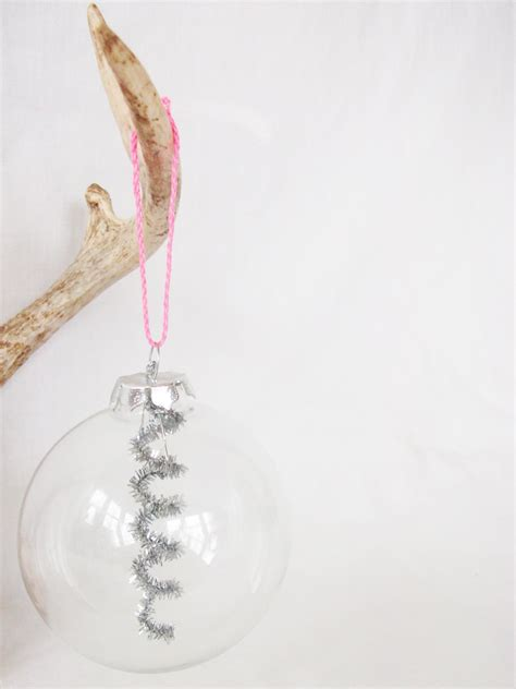 a daily something diy decorate with glass ornaments