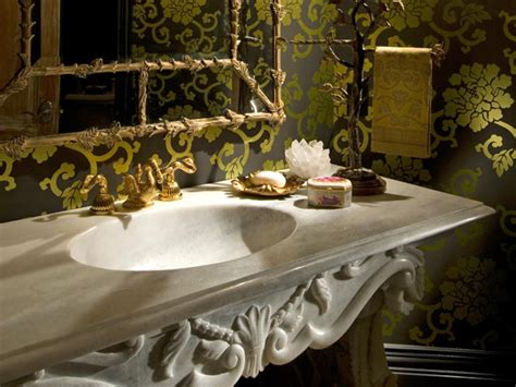 Bathtub Decorating Ideas - small bathroom decorating ideas hgtv