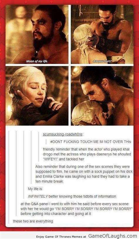 Khal Drogo Meme - daenerys and khal drogo are a perfect couple game of thrones memes game of laughs