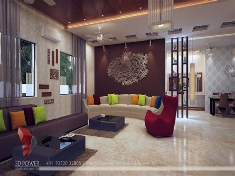 interior rendering services  interior design