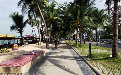 Pattaya Beach Road Vacations 2017