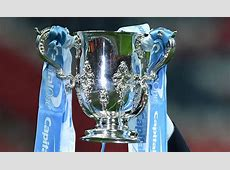 EFL Cup 201617 fourth round draw Arsenal and Liverpool