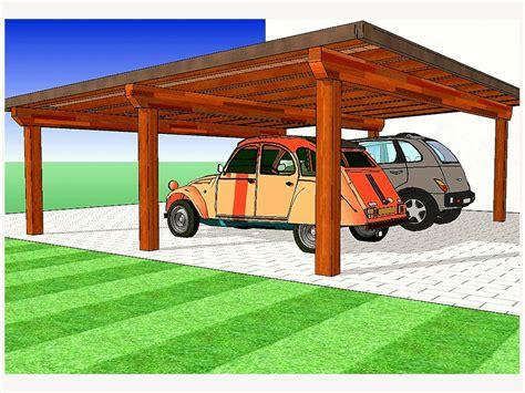 box legno auto ricovero auto in legno su misura tecno legno a reggio