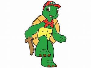 Cartoon Characters: Franklin  Cartoon