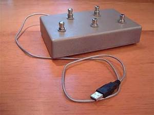 Making Connections  Building A Usb Footswitch