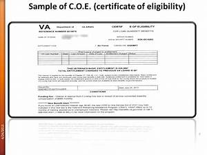 va home loans 4 12 ppt download With va home loan qualification letter
