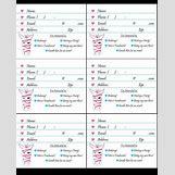 Pink Zebra Sprinkles Business Cards   564 x 704 jpeg 65kB