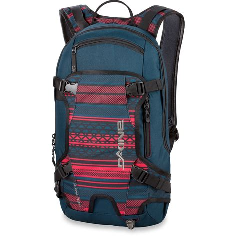 housse de ski dakine dakine heli pack 11l backpack new 2015 snowboard ski rucksack various colours ebay