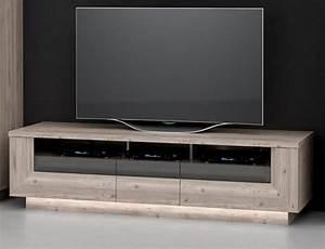 Meuble Tv Gris Cendre Maison Design