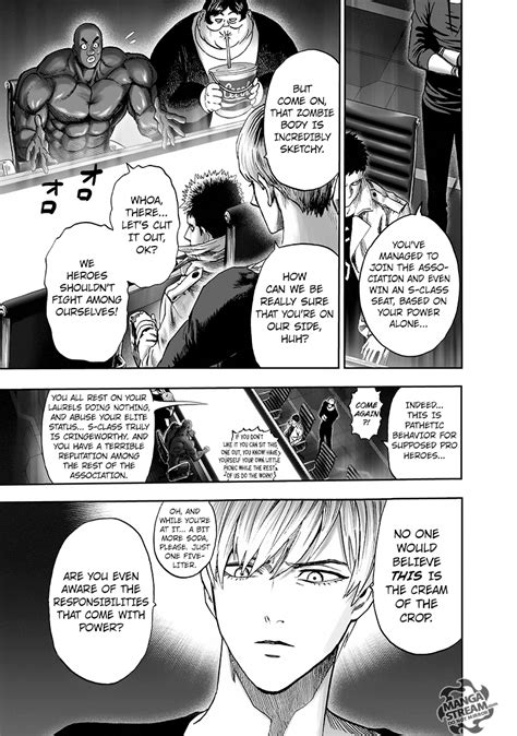 One Punch Man Chapter 93 | Read One Punch Man Manga Online