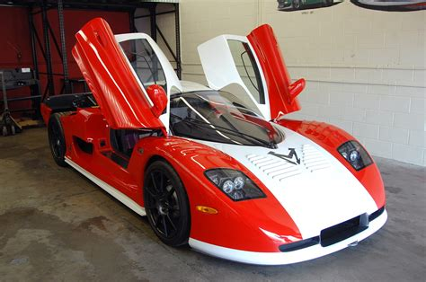 mosler mts car tuning