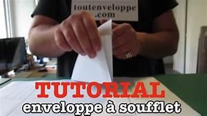 Comment Fabriquer Une Enveloppe : comment faire une enveloppe en papier soufflet en papier ~ Melissatoandfro.com Idées de Décoration