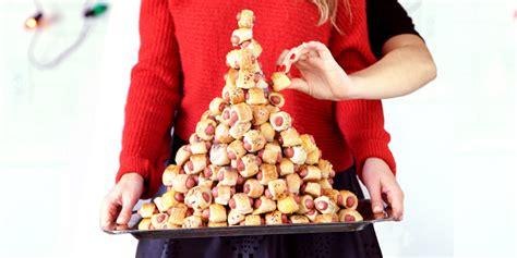Pigs In A Blanket Christmas Tree Tutorial Delishcom