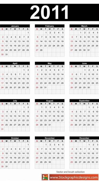 Calendar Vector Ai Eps