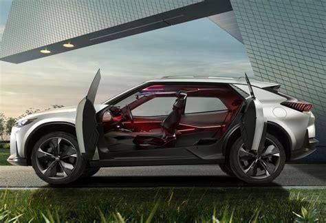 Prototype Chevrolet Fnrx Concept Is Een Sportieve Suv