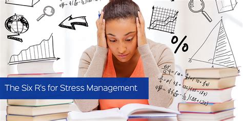 The Six R's For Stress Management