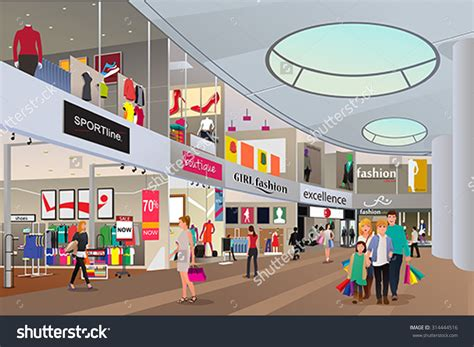 Mall Clipart Shopping Center Clipart Clipground