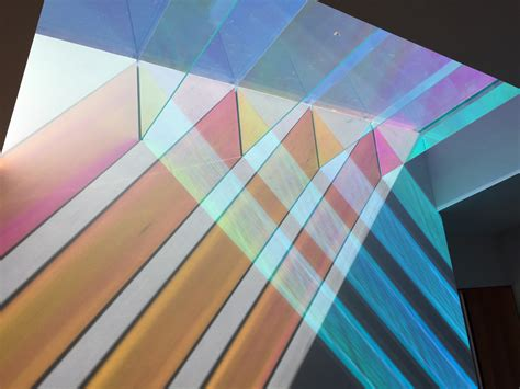 Light Fixtures by Levitt Architects 187 Dichroic Glass Work