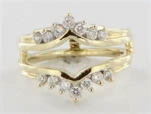 wedding ring guard engagement ring enhancers wedding ideas and wedding planning tips