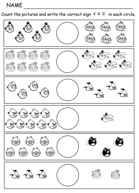 fresh comparing numbers  grade worksheet fun worksheet