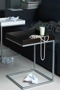 Tisch 40 X 60 : jan kurtz pizzo 40 beistelltisch tisch in luna silber wenge 40 x 52 x 40 wohnzimmer ~ Bigdaddyawards.com Haus und Dekorationen