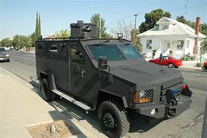 Military Hardware Used by Fresno County Sheriff's ...