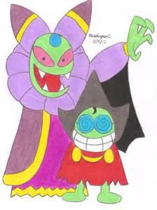 Mario and Luigi Superstar Saga Cackletta