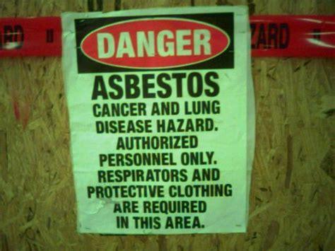 contractors  aware  asbestos regulations ohio