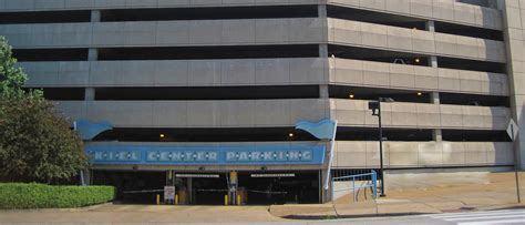 kiel center parking garage kiel center parking garage ppi