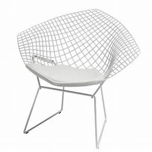 Bertoia Diamond Chair : bertoia diamond outdoor armchair knoll ~ A.2002-acura-tl-radio.info Haus und Dekorationen
