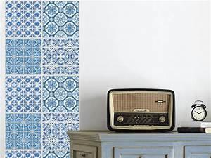 Papier Peint Repositionnable : les carreaux de ciment lili in wonderland ~ Zukunftsfamilie.com Idées de Décoration