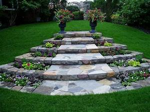 front yard ideas: House landscaping design pictures